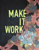 i painted our motto for yuli's art room