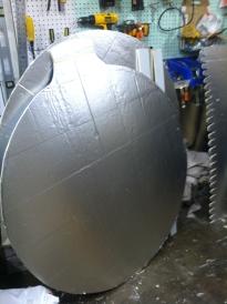 foam board balloons