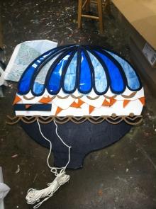 main balloon details
